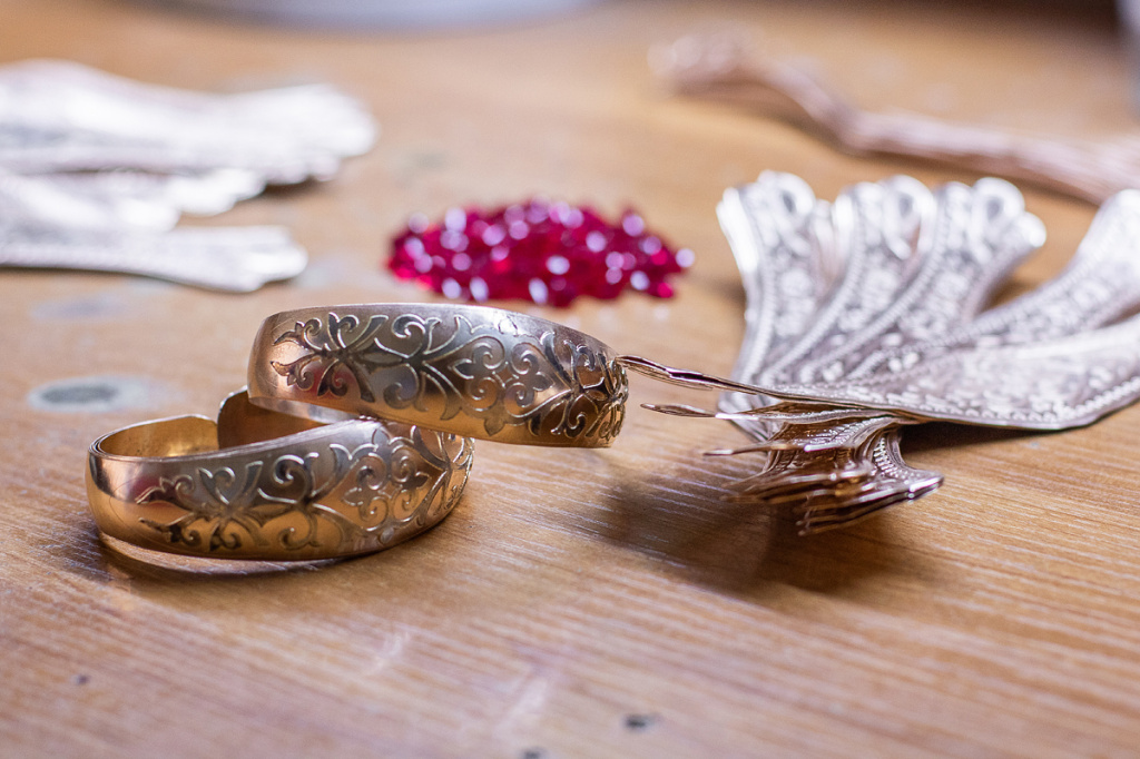 Ювелирные изделия в национальном стиле производят в городе Караганда